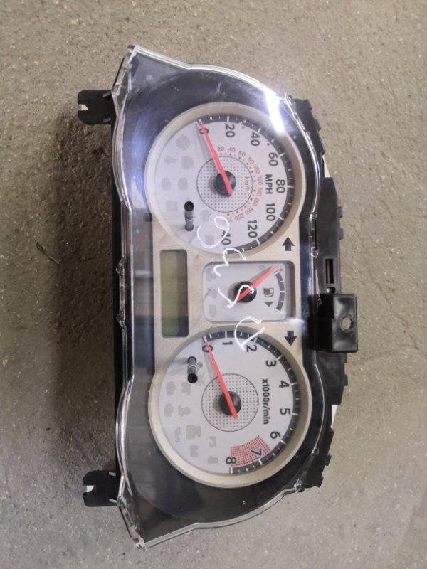 Панель приборов Nissan Note E11 HR16 2005 (б/у)