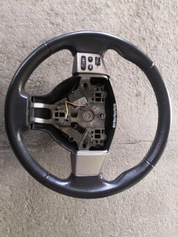 Руль Nissan Note E11 HR16 2005 (б/у)