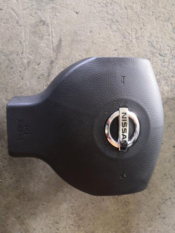 Аирбаг на руль Nissan Note E11 HR16 2005 (б/у)