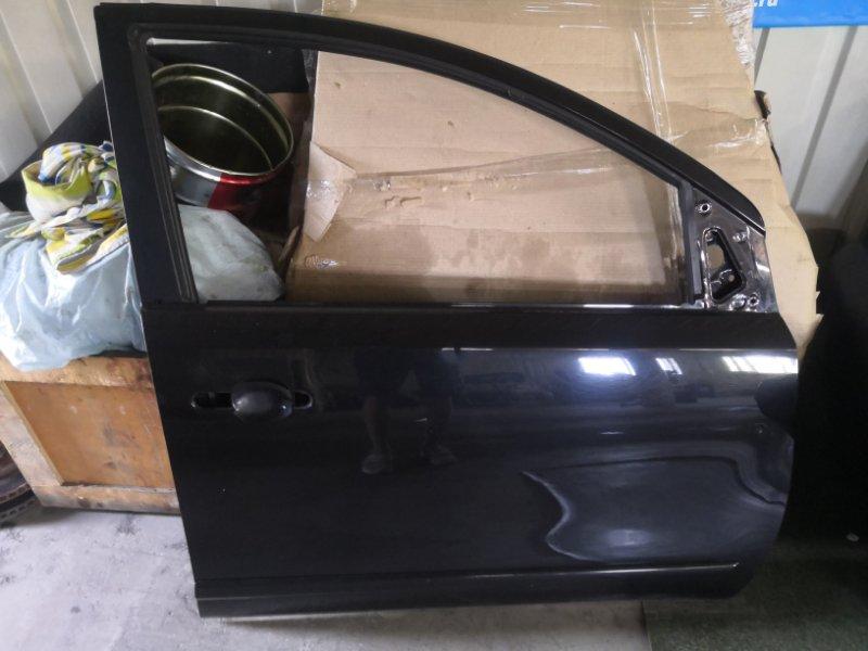 Дверь Nissan Note E11 HR16 2005 передняя правая (б/у)