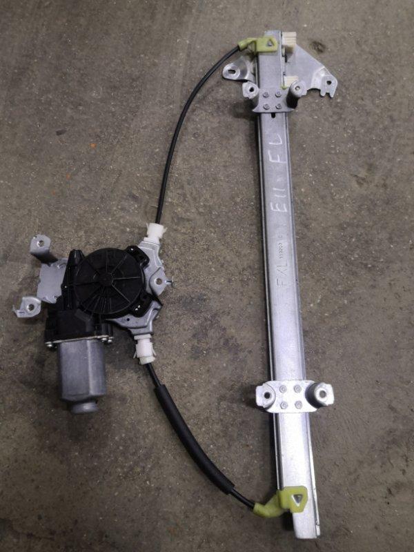 Стеклоподъемник Nissan Note E11 HR16 2005 передний левый (б/у)