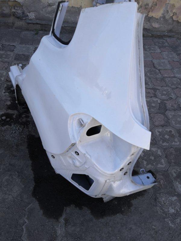 Крыло Volkswagen Tiguan 5N2 2006 заднее левое (б/у)