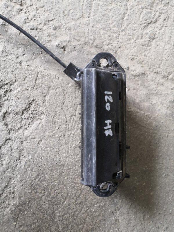 Ручка открывания багажника Toyota Corolla E120 1NZ-FE 2000 (б/у)