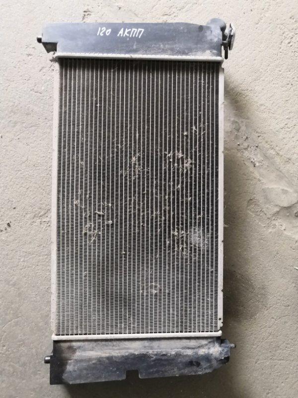 Радиатор двс Toyota Corolla E120 1NZ-FE 2000 (б/у)