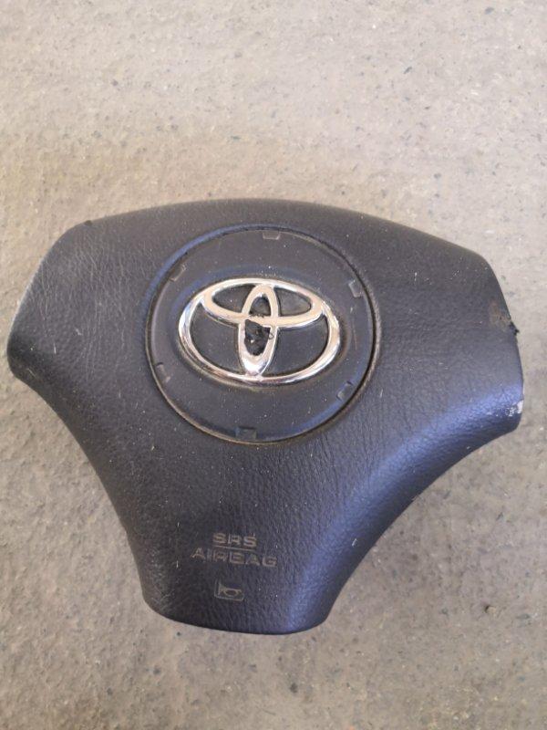 Аирбаг на руль Toyota Corolla E120 1NZ-FE 2000 (б/у)