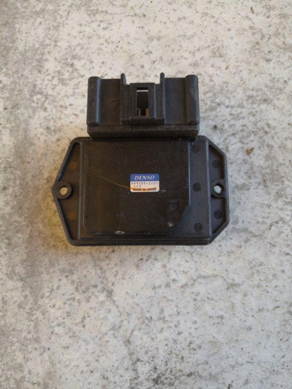 Резистор печки Toyota Corolla E120 1NZ-FE 2000 (б/у)