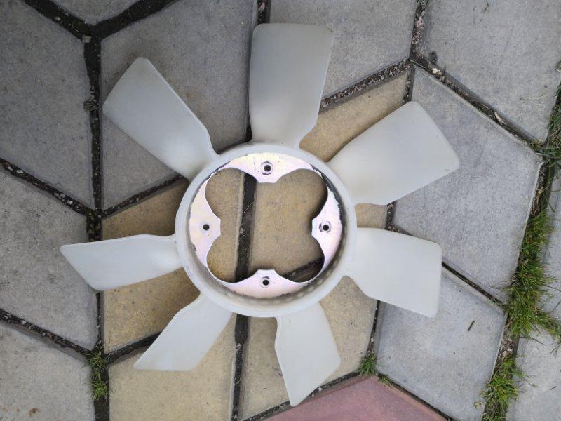 Крыльчатка вентилятора Toyota Mark Ii GX100 1G FE 1996 (б/у)