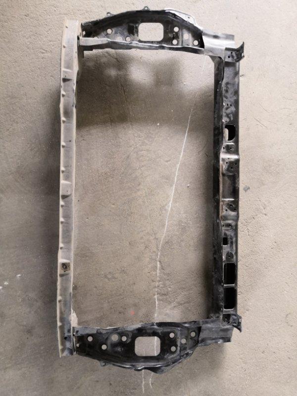Рамка радиатора Kia Rio FB G4FG 2017 (б/у)