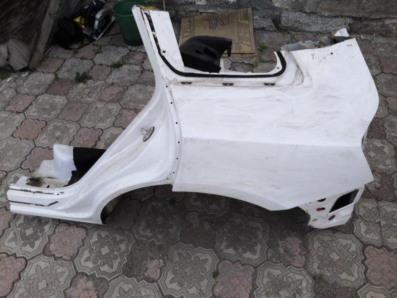 Крыло Audi Q5 8R 2008 заднее левое (б/у)