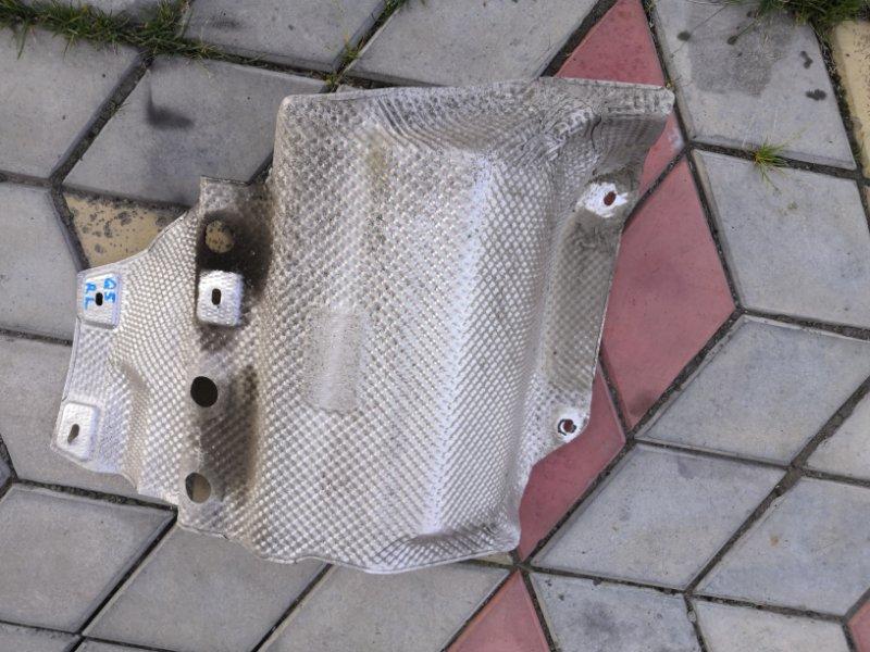 Тепловой экран Audi Q5 8R 2008 задний левый (б/у)