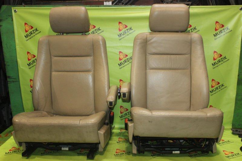 Сиденья передние Mercedes V-Class W638 104.900 2.8L 2000 (б/у)