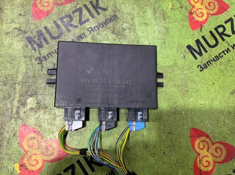 Блок управления парктрониками Bmw X3 E83 2.5L N52B25A 2008 (б/у)
