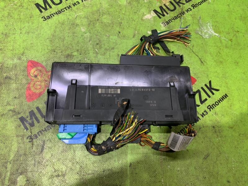 Эбу модуль Bmw X1 E84 2.0L N46B20E 2012 (б/у)