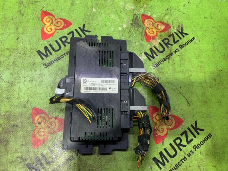 Блок управления светом Bmw X1 E84 2.0L N46B20E 2012 (б/у)