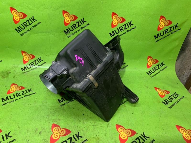 Корпус воздушного фильтра Bmw X3 E83 2.5L N52B25A 2008 (б/у)