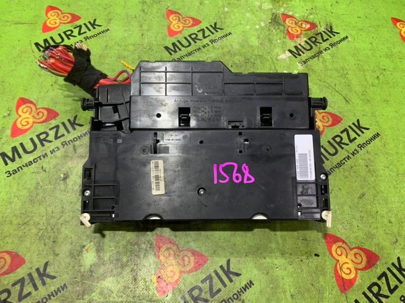 Блок предохранителей Bmw X3 E83 2.5L N52B25A 2008 (б/у)