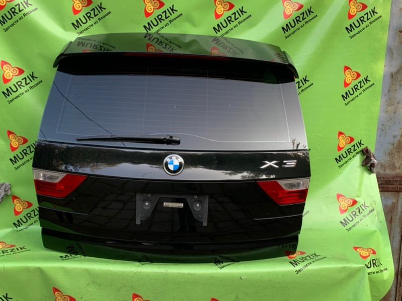 Крышка багажника Bmw X3 E83 2.5L N52B25A 2008 (б/у)