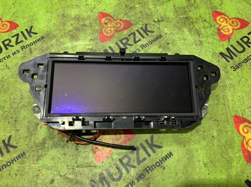 Монитор Bmw X1 E84 2.0L N46B20E 2012 (б/у)