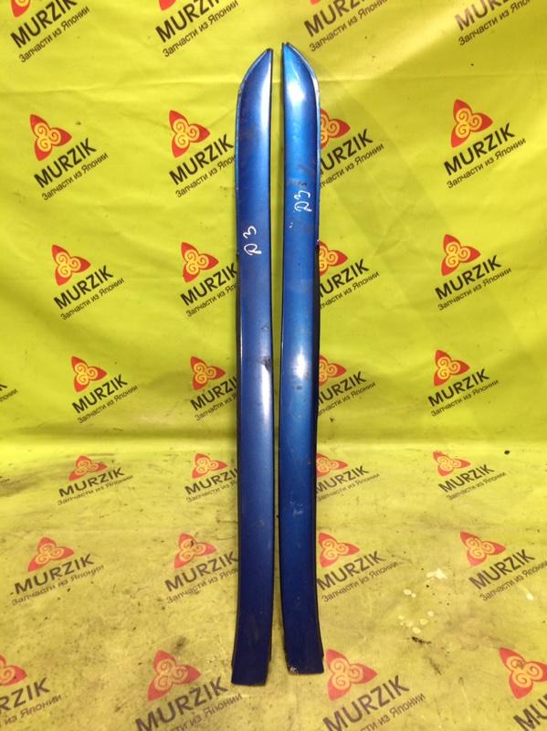 Молдинг лобового стекла MERCEDES V-CLASS 1999 W638 OM601.942 a6386980179 контрактная