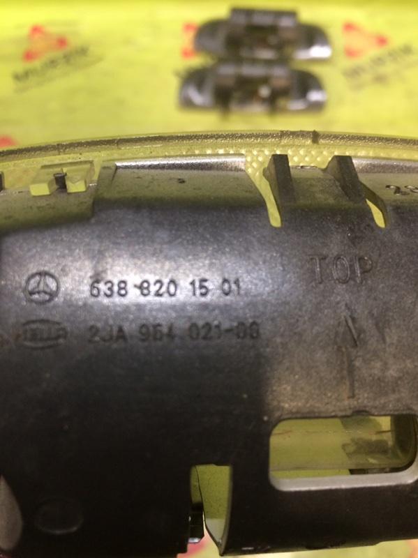 Плафон салона MERCEDES V-CLASS W638 OM601.942