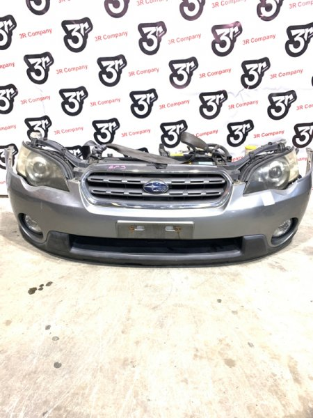 Nose cut Subaru Legacy Outback BP9 EJ25 2005