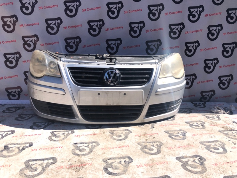 Nose cut / ноускат Volkswagen Polo 9N BKY