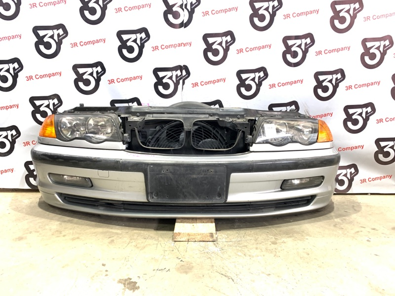 Nose cut Bmw 320I E46 M54 226 S1