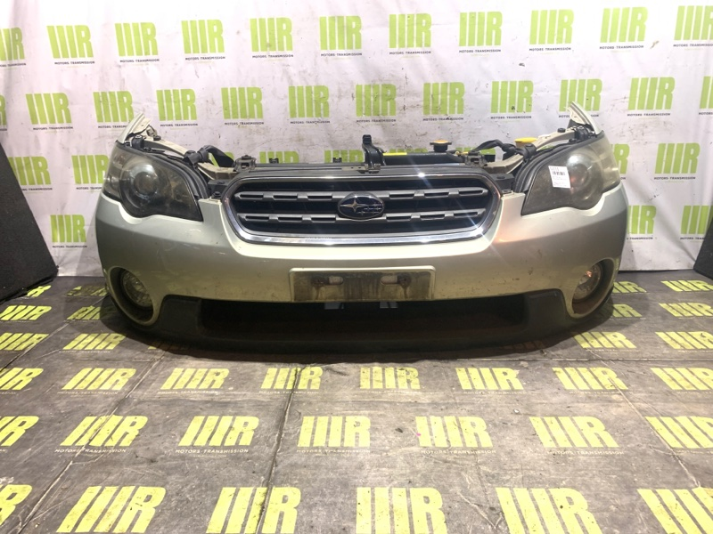 Ноускат (nose cut) Subaru Outback BP9 EJ253