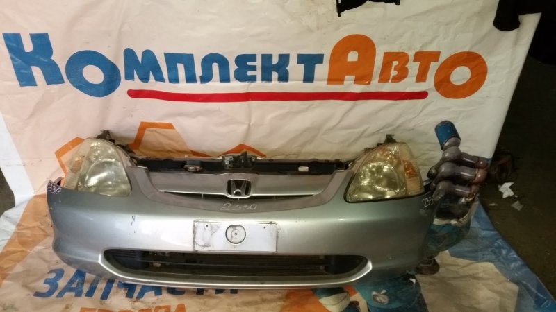 Nose cut Honda Civic EU2 D15B (б/у)