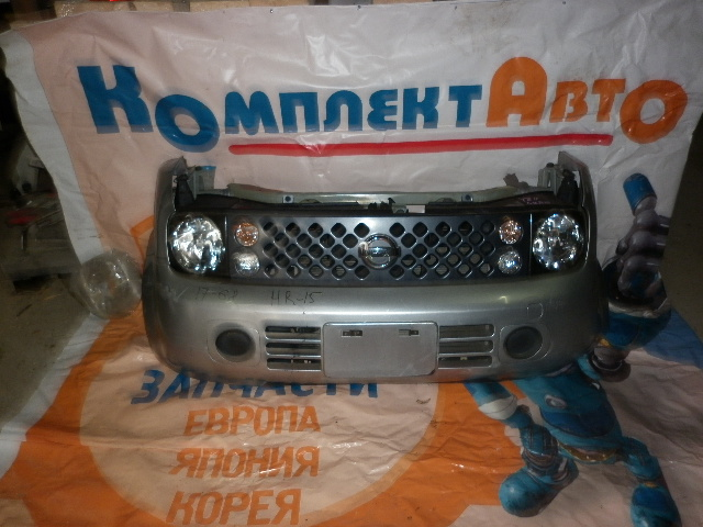 Nose cut Nissan Cube YZ11 HR15 (б/у)