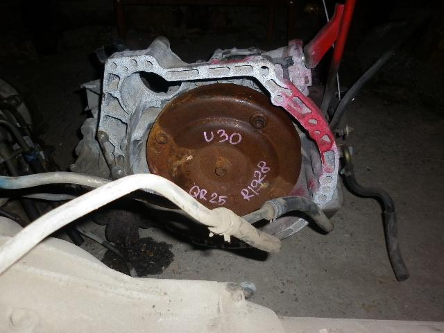 Акпп Nissan Presage U30 QR25 (б/у)