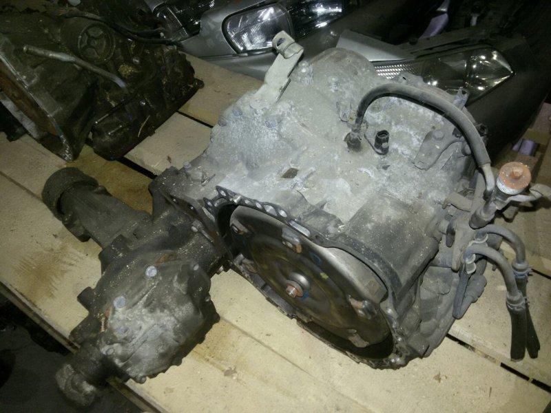 Акпп Toyota Platz SCP11 1SZ (б/у)