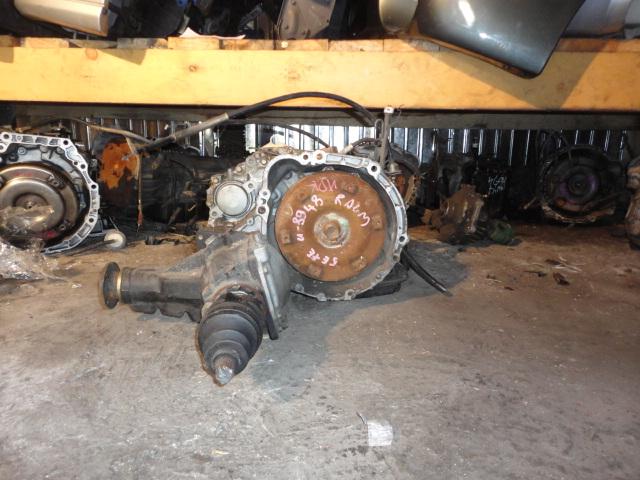Акпп Toyota Raum EXZ15 5E (б/у)