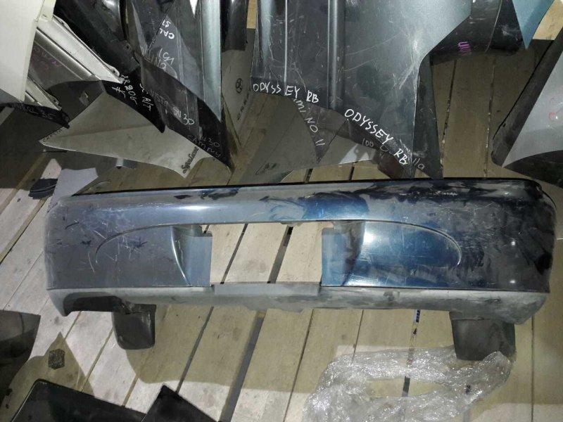 Бампер Mitsubishi Lancer CB3A задний (б/у)