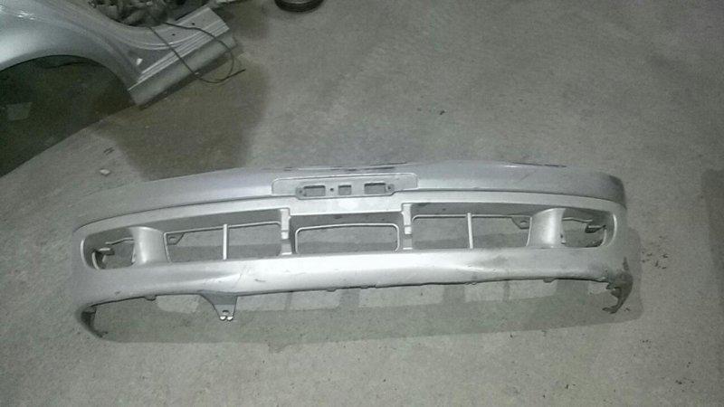 Бампер Toyota Caldina AT210 передний (б/у)
