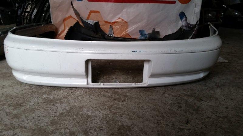 Бампер Toyota Corolla Ii EL41 задний (б/у)