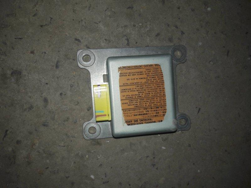 Блок srs Nissan Avenir W11 QG18 1999 (б/у)