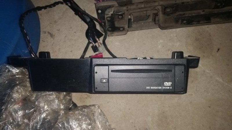 Блок навигации Bmw 5-Series E39 M54 (б/у)