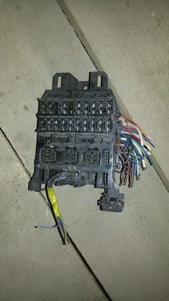 Блок предохранителей Isuzu Bighorn UBS69 (б/у)