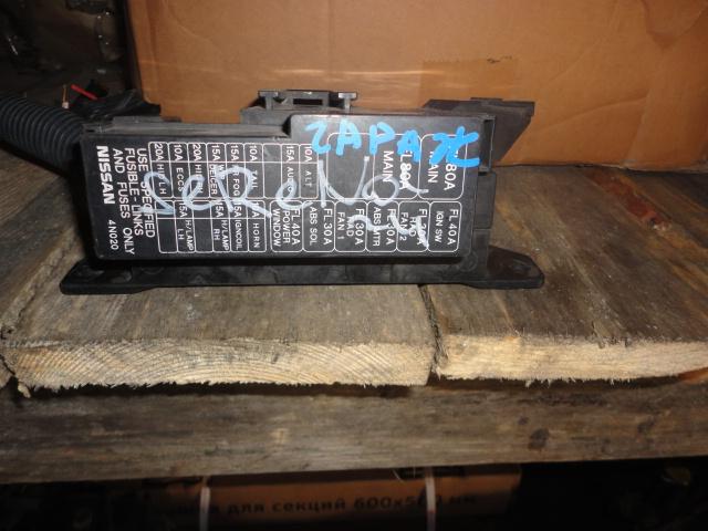 Блок предохранителей Nissan Serena C24 SR20 (б/у)