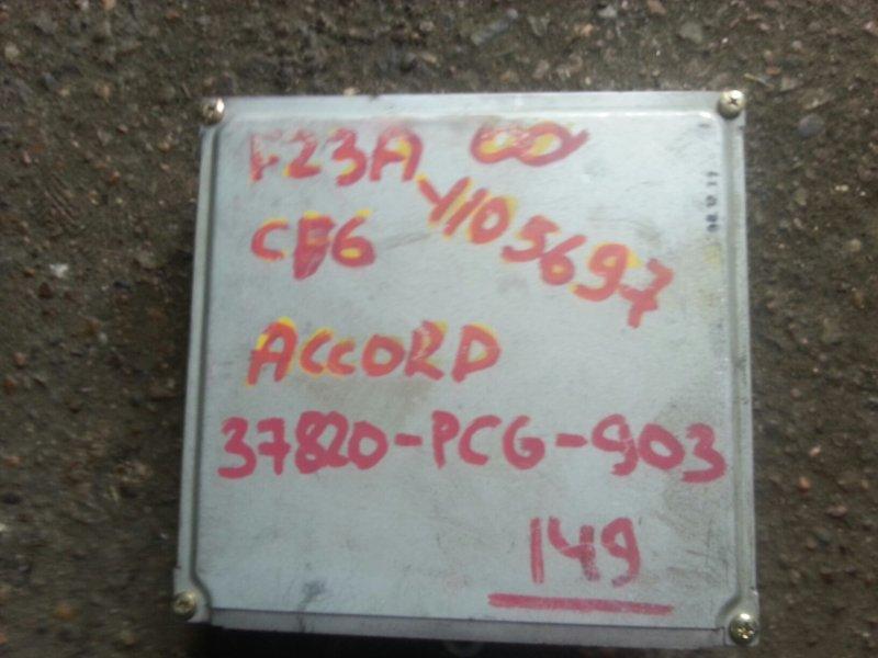 Блок управления efi Honda Accord CF6 F23A 2000 (б/у)
