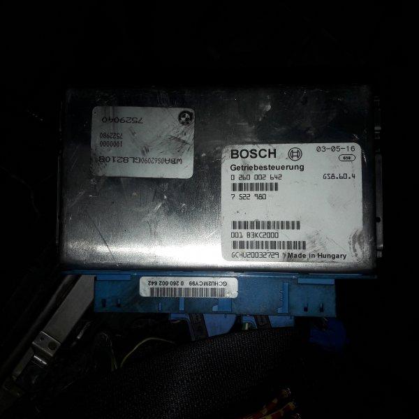 Блок управления акпп Bmw 5-Series E39 M54 2003 (б/у)
