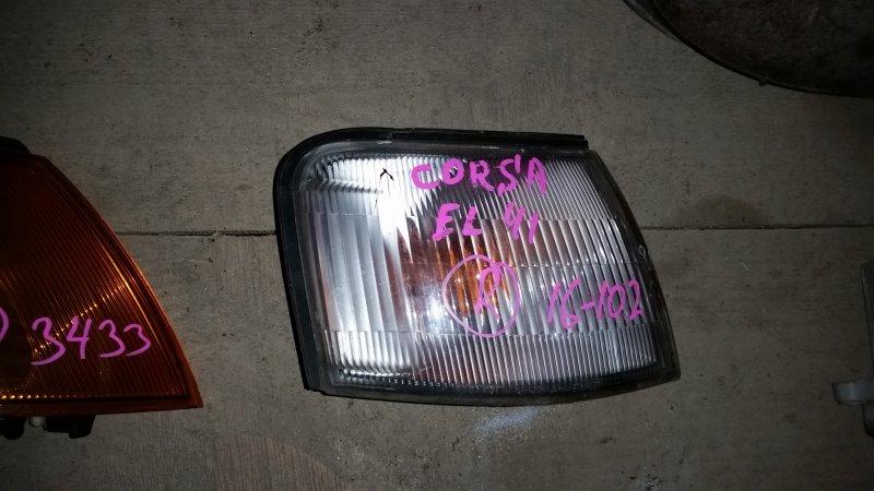 Габарит Toyota Corsa EL41 правый (б/у)
