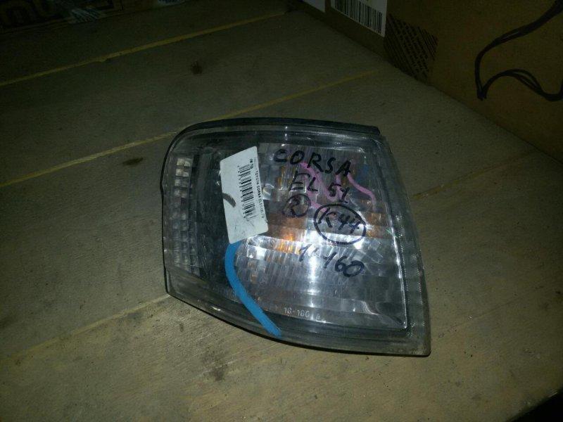 Габарит Toyota Corsa EL51 правый (б/у)