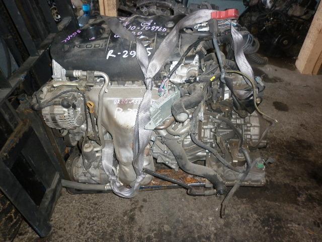 Двигатель Nissan Bluebird QG10 QR20 (б/у)