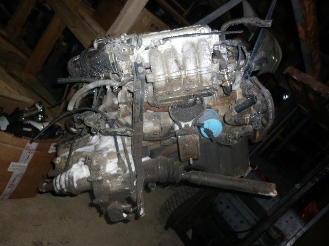 Двигатель Nissan Bluebird U12 CA18 (б/у)