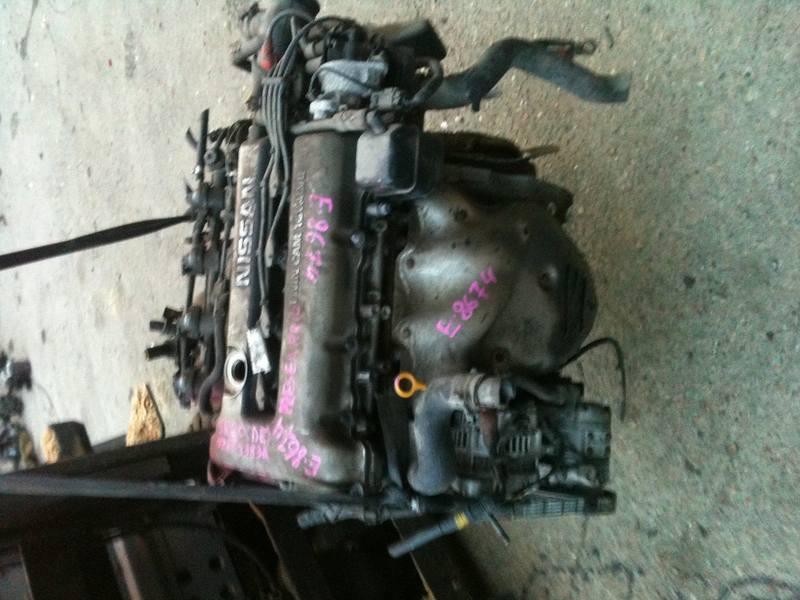 Двигатель Nissan Presea R10 SR20 (б/у)