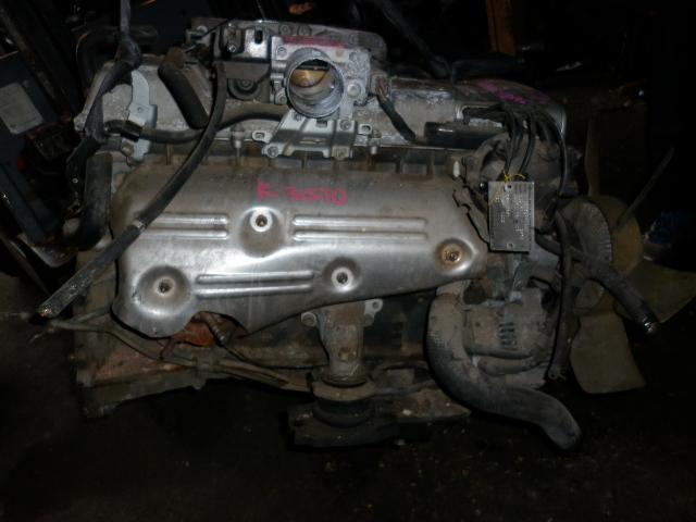 Двигатель Toyota Mark Ii JZX81 1JZ (б/у)