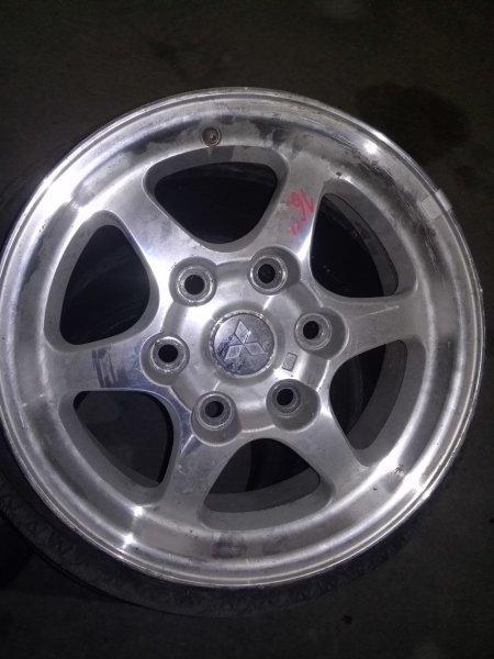 Диски колесные Mitsubishi Pajero V46 (б/у)
