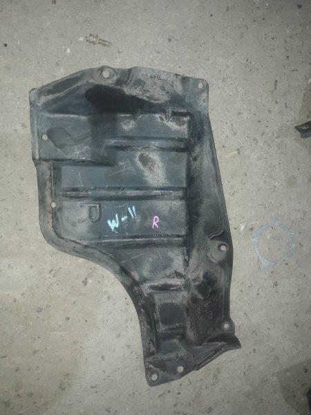 Защита двс Nissan Avenir W11 QG18 1999 правая (б/у)